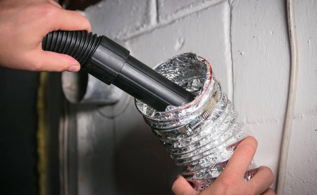 vacuum air duct