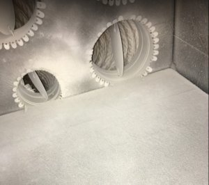 Air duct cleaning when what types, and how often