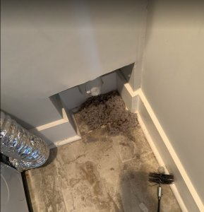 Dryer vent cleaning Charleston