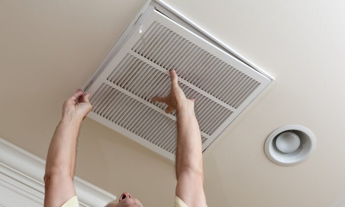 Commercial air duct cleaning in Charleston, SC