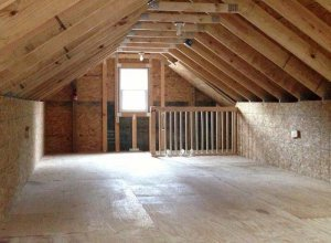Attic Cleaning Charleston SC