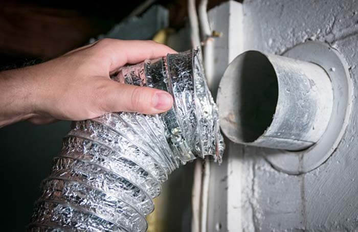Dryer Vent Cleaning West Ashley SC
